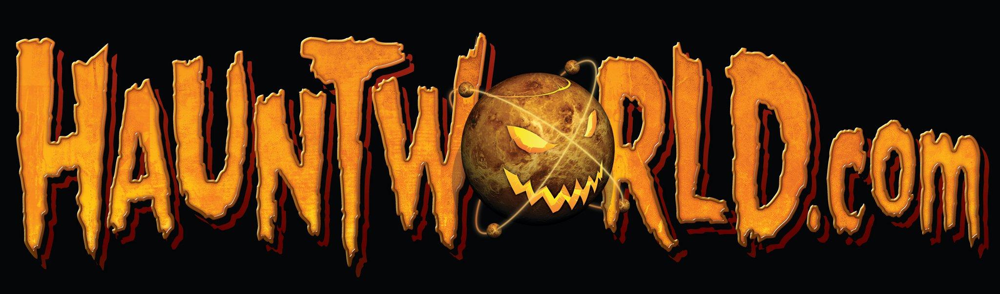 Hauntworld.com logo