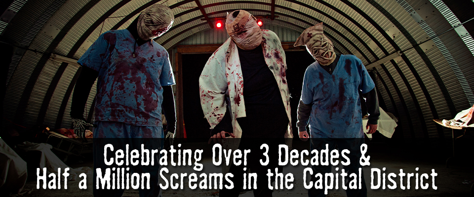 Creating Fear for Over 25 Years!